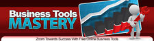 Business Tools Mastery Video Tutorials on CD