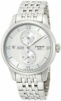 Tissot Le Locle Automatic Movement Silver Dial Men's Watches T0064281103802