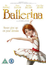 Ballerina 2017 DVD