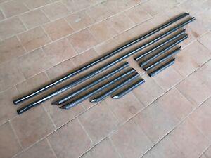 VW SCIROCCO MK2 Trim Molding Kit Black Strip full kit OEM