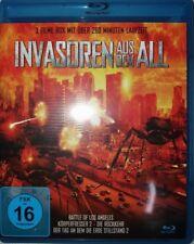 Invasoren aus dem All [Blu-ray] 3FILME BOX MIT ÜBER 260 MINUTEN LAUFZEIT