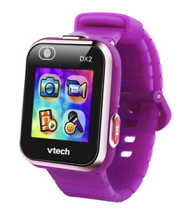 KIDIZOOM SMARTEST  WATCH FOR KIDS DX2 DUAL CAMERA 4+ YEARS PURPLE