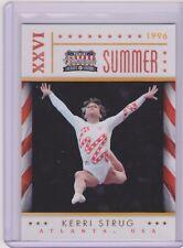SWEET 2012 PANINI AMERICANA SET KERRI STRUG CARD #20 ~ OLYMPIC GYMNASTICS ~ QNTY