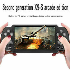 New 8GB 4.3 '' Handheld X9-S for PSP Game Consoles Player Built-in 10000 Games