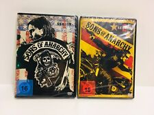 Sons of Anarchy Season 1 & 2 DVD New & Sealed