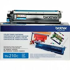 NEW IN BOX! Genuine OEM Brother TN-210C Cyan TN210 C Toner Cartridge FREE SHIP!