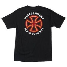 Independent Trucks Bauhaus Cross Skateboard Shirt Black Xxl