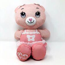 Fisher Price BALLERINA Doodle Bear Plush Stuffed Animal NO MARKERS