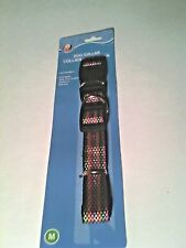"Medium Dog Collar Rainbow Colors Pet 3/4"" Wide X 14""- 20"" Long @ My Other Items"