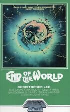 END OF THE WORLD (1977)..Hardbox..