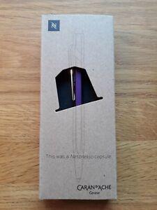 caran d'ache kugelschreiber nespresso limited series no 03