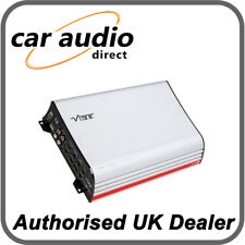 Vibe PowerBox 100.4 V7 1000W Class AB 4 Channel Bridgeable Car Amp Speakers Sub