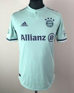 PLAYER ISSUE Bayern Munich 2018/2019 ADIDAS Away Shirt Women's Size 5 Jersey