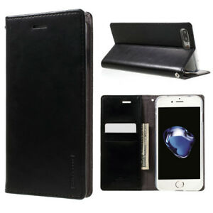 Luxury Wallet Leather  Flip Case For iPhone X Xs 8 7  6 PLUS