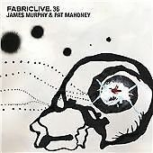 James Murphy & Pat Mahoney - Fabriclive. 36 [New & Sealed] CD