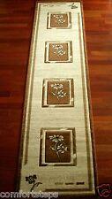 Luxury Hand Carved Plush Carpet Rug Runner 80 x 300 - LAST RUG - LOWEST PRICE