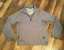 Men's Adidas Climaproof Long Sleeve Athletic Top/Small/Grey