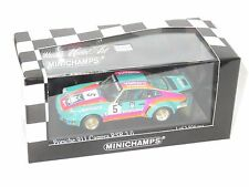 MINICHAMPS Porsche 911 Carrera RSR 3.0 Nuerburgring 1975 Supersprint Wollek 1/43