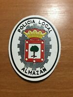 SPAIN PATCH POLICE POLICIA LOCAL ALMAZAN ( MADRID ) - ORIGINAL!