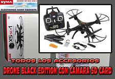 DRONE SYMA X5SC 1 FALCON COLOR NEGRO O BLANCO -  BOX DE LA CASA - .