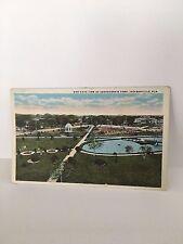 Florida, FL, Jacksonville, Scene in Confederate Park 1920's Postcard