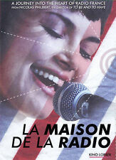 La Maison De La Radio DVD 2013 French w/ English Subtitles
