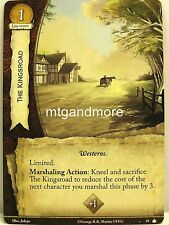 A Game of Thrones 2.0 LCG - 1x #039 the Kingsroad-Base Set-Second Edition