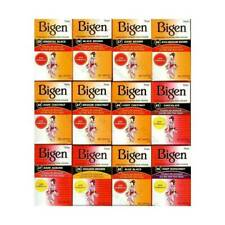 Bigen Permanent Powder Hair Colour Contain No Ammonia Mix with water All colours