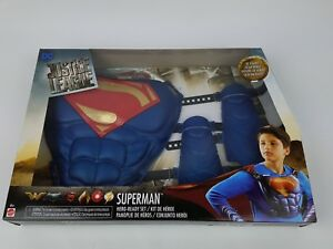 Justice League Superman Hero Ready Set - NEW!