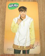 EXO SUNNY10 SUNNY 10 SUNNY TEN EXO-K KAI PHOTOCARD PHOTO CARD SEALED