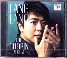 LANG LANG: THE CHOPIN ALBUM 12 Etude Op.25 Nocturne Grand Valse Brillante CD NEU