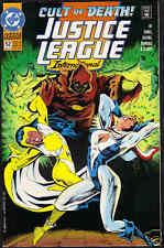 Justice League International us DC Comics vol1 # 52/'93