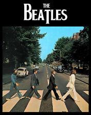 "The Beatles Abbey Road Photo Print 14 x 11"""