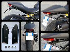 Fianchetti elimina maniglie passeggero Ducati Monster 821 1200