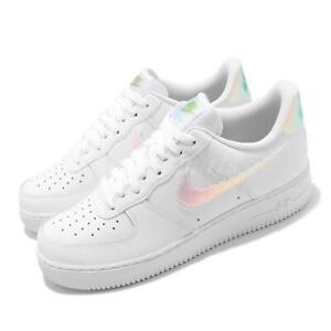 Nike Air Force 1 07 LV8 Iridescent Pixel White Men Lifestyle Shoe AF1 CV1699-100