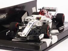Modellini statici di auto da corsa Formula 1 sauber per Alfa