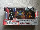 Transformers Universe 3 Figure Pack Warriors 25 Year Ann. REPUGNUS RANSACK GTS