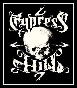 "RARE 5"" Cypress Hill Stick n' Bones vinyl sticker. Classic Rap, Hip-Hop decal."
