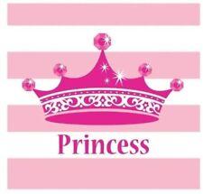 Pink Princess Royalty Range Tableware Balloons Decorations Supplies - CP