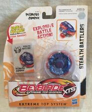 Beyblade XTS Stealth Battlers X-200 Pegasus Jumper Extreme Top New, Sealed