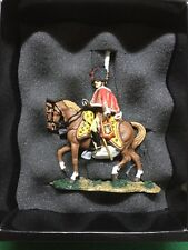KING AND COUNTRY NA091 FRENCH HUSSAR OFFICER MOUNTED