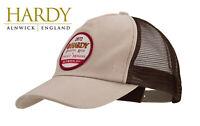 Hardy Trucker Hat Fishing Mesh Baseball Cap 1371967 Classic Style Rod Reel