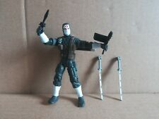"3.75"" Gi Joe Storm Shadow with Accessories Rare Action Figure"