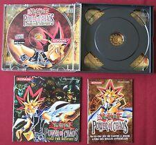 Jeu CD-ROM PC, COLLECTOR, Yu-Gi-Oh! Power of Chaos Yugi The Destiny