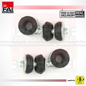 2X FAI LINK ROD FRONT SS4425 FIT SEAT AROSA VW LUPO POLO 1.2 1.3 1.4 1.6 1.7 1.9