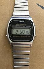 Vintage Watch Thin casio Lcd 145 SA-55