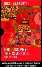 Philosophy: The Classics,Nigel Warburton