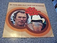 """""""Any Way Which Way You Can"""" SOUNDTRACK WARNER BROS. LP HS-3499 CLINT EASTWOOD"""