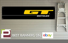 GT Bicycles BANNER PVC firmare per Officina, Garage, GT MOUNTAIN BIKE