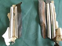 1956 Ford Convertible Rear 1/4 Upholstery Mouldings FoMoCo 56